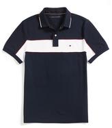 Tommy Hilfiger Custom Fit Pieced Polo