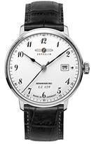 Zeppelin Men's Watch XL Analogue Quartz LZ 129 Hindenburg 70461 Leather