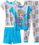 Disney Disney's Frozen Elsa Girls 4-10 Pajama Set