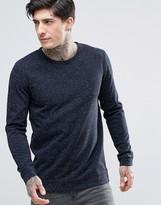 Minimum Fleck Knit Sweater