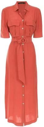 Andrea Marques midi shirt dress