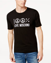 Moschino Men's Logo Print T-Shirt