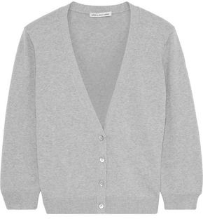 Autumn Cashmere Cotton By Melange Cotton-blend Cardigan