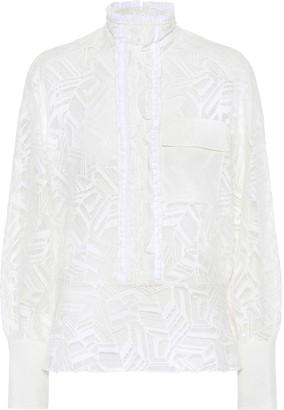 Chloé Lace blouse
