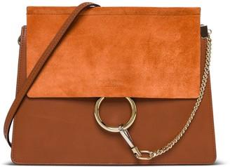 Chloé Faye Mediium Crossbody Bag