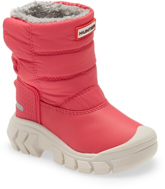 Hunter Original Fleece Lined Waterproof Boot