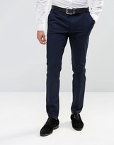 Hugo By Hugo Boss Trousers In Cotton Slim Fit