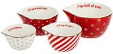 Tricoastal Design Tri Coastal Design Ceramic 4-Piece Measuring Cups