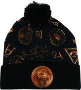 Bioworld Fantastic Beasts and Where to Find Them Sublimated Macusa Pom Beanie
