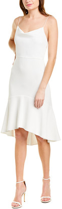 Alice + Olivia Adrina Midi Dress