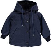 Simple Lined Parka