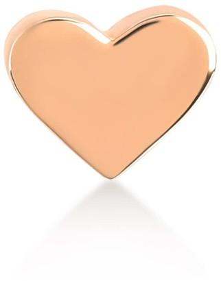 Small Heart Earring Single