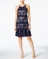 Alfani Drop-Waist Lace Dress, Created for Macy's