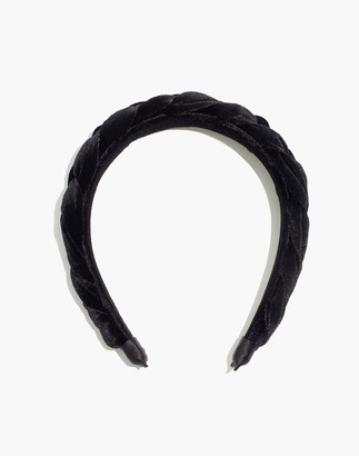 Madewell Puffy Braided Headband