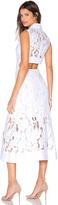 Lover Arizona Lace Midi Dress