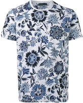 Etro floral print T-shirt - men - Cotton - XXL