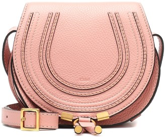 Chloé Marcie Mini leather shoulder bag