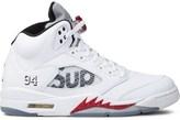 Jordan Brand Air 5 x Supreme White