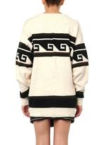 Isabel Marant Samuel geometric stripe-knit sweater