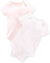 Ralph Lauren Bodysuit, Baby Girls Floral Bodysuit 2 Pack