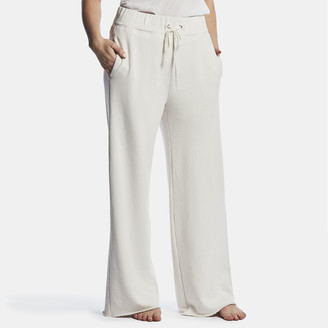 James Perse Vintage Raw Edge Lounge Pant