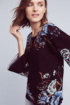 Plenty by Tracy Reese Lindan Floral Pullover