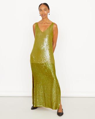 Jigsaw Sequin Slip Dress