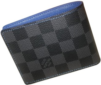 Louis Vuitton Marco Anthracite Cloth Small bags, wallets & cases