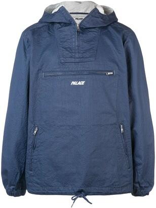 Palace Half Zipped Lightweight Jacket