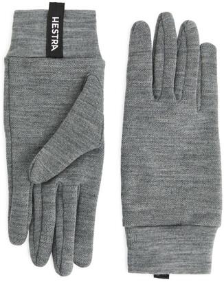 Arket Hestra Heavy Merino Liner Gloves
