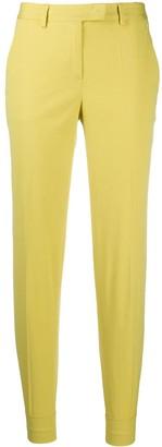 Alberto Biani Low-Waist Slim-Fit Trousers