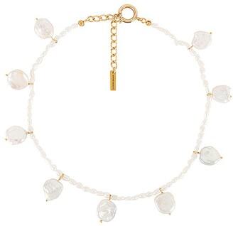 Jennifer Behr Dramman Necklace