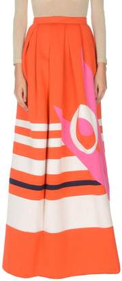 DELPOZO Long skirts - Item 35377964EB