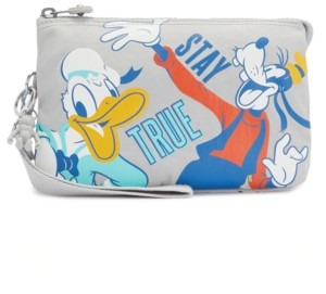 Kipling Disney's Mickey and Friends Creativity Xl Wristlet
