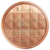 Rimmel Number 001 Radiance Brick Bronzer, 12 g, Light