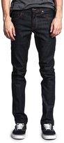Victorious Mens Skinny Fit Stretch Raw Denim Jeans DL936 - 38/30