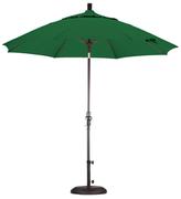 California Umbrella Collar Tilt Market Umbrella