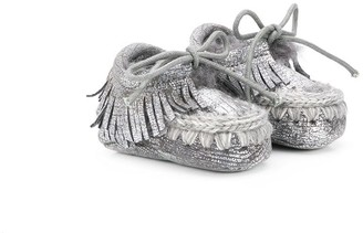 Mou Kids Eskimo Style Boots