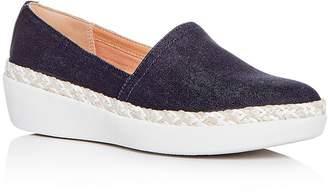 FitFlop Women's Casa Platform Loafers