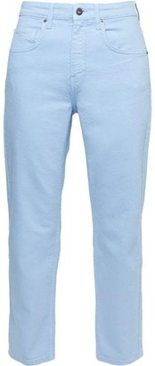 Great Plains High Rise Straight Jeans
