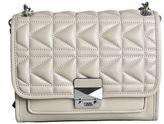 Karl Lagerfeld Quilted Envelope Shoulder Bag