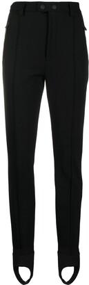 DSQUARED2 Ski high-waist trousers