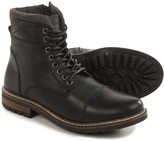 Crevo Camden Boots - Leather, Cap Toe (For Men)