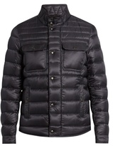 Moncler Forbin Quilted-down Nylon Coat