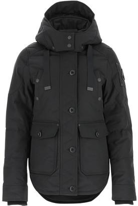Moose Knuckles Hooded Down Jacket