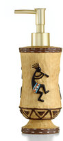 "Avanti Kokopelli"" Soap and Lotion Dispenser"
