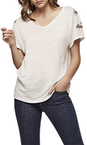Gerard Darel Stella T-Shirt, White