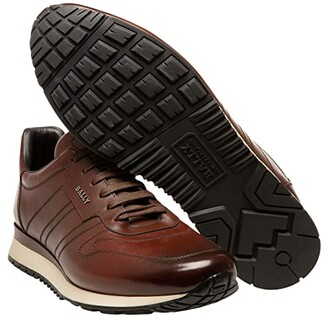 Bally Assio/452 Sneaker (Mid Brown) Men's Shoes