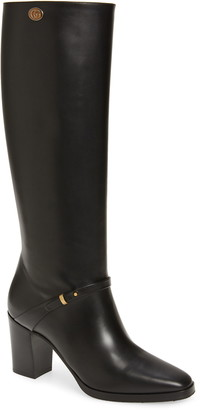 Gucci Rosie Knee High Boot