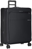 Briggs & Riley Men's 'Baseline' Large Expandable Rolling Packing Case - Black